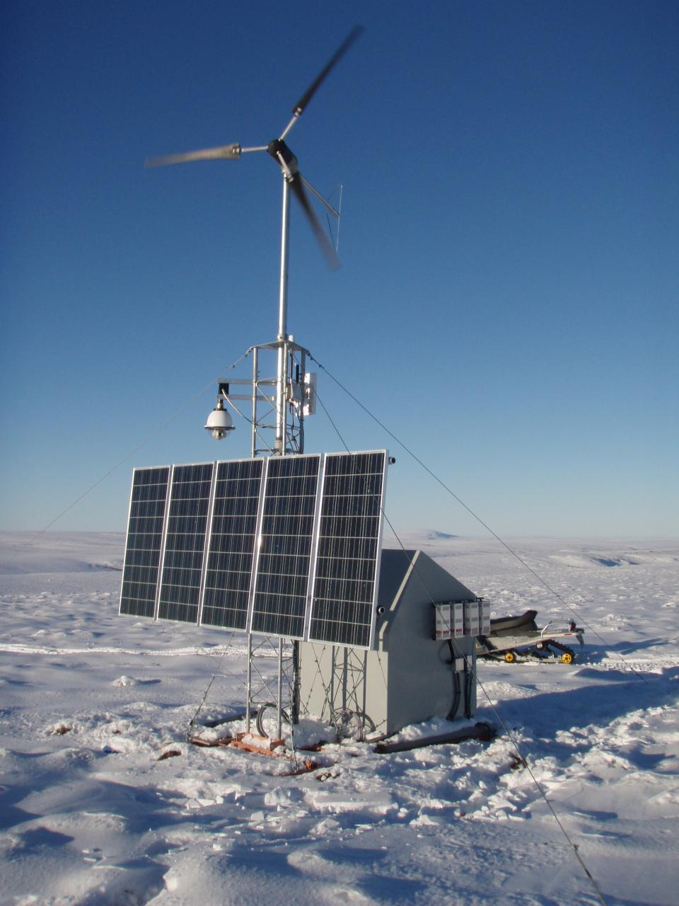 Arctic Observatory Network Aon International Study Of